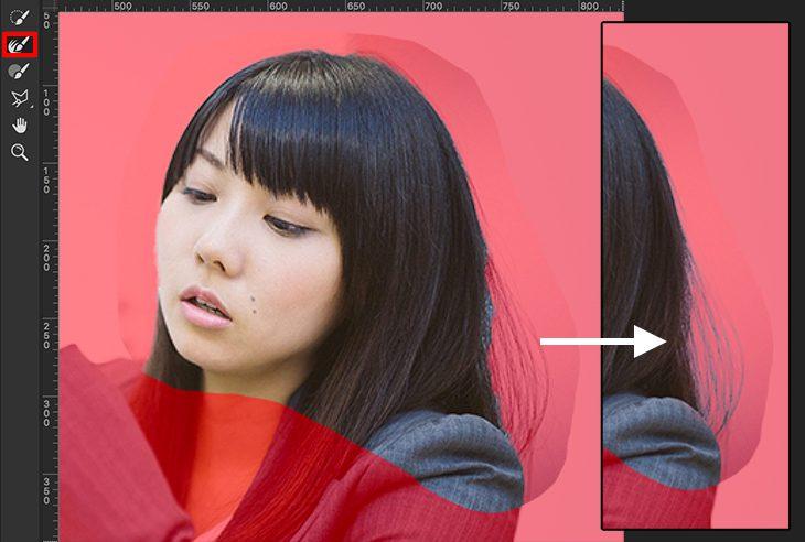 境界 線 を 調整 photoshop ベテランほど知らずに損してるPhotoshopの新常識(9)なげなわツールから被写体選択まで、こんなにあったPhotoshopでの選択の自由